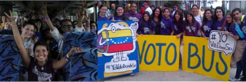 En New Orleans VotoBUS