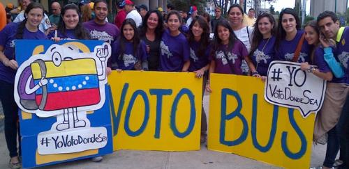 VotoDondeSea VotoBus